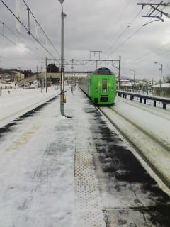 北海道上陸!