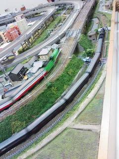 鉄道模型フェスティバルに決起